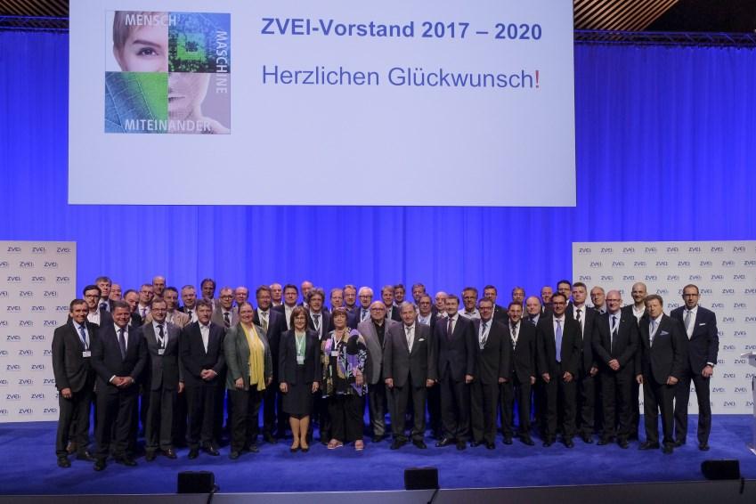 ZVEI-Vorstand 2017